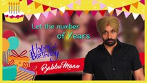 Wishing Babbu Maan A Very Happy Birthday