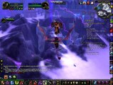 World of Warcraft WotLK Glitch