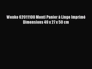 Wenko 2304100 Panier DEtag/ère Suspendu
