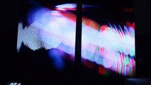 MADFX Galaxy indoor LED video Display curtain demo led screen p9mm pitch
