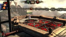 God of War Ascension Beta - Team Favor of the Gods Match #10 {6 Kills & I Kill a Titan Cyclops}