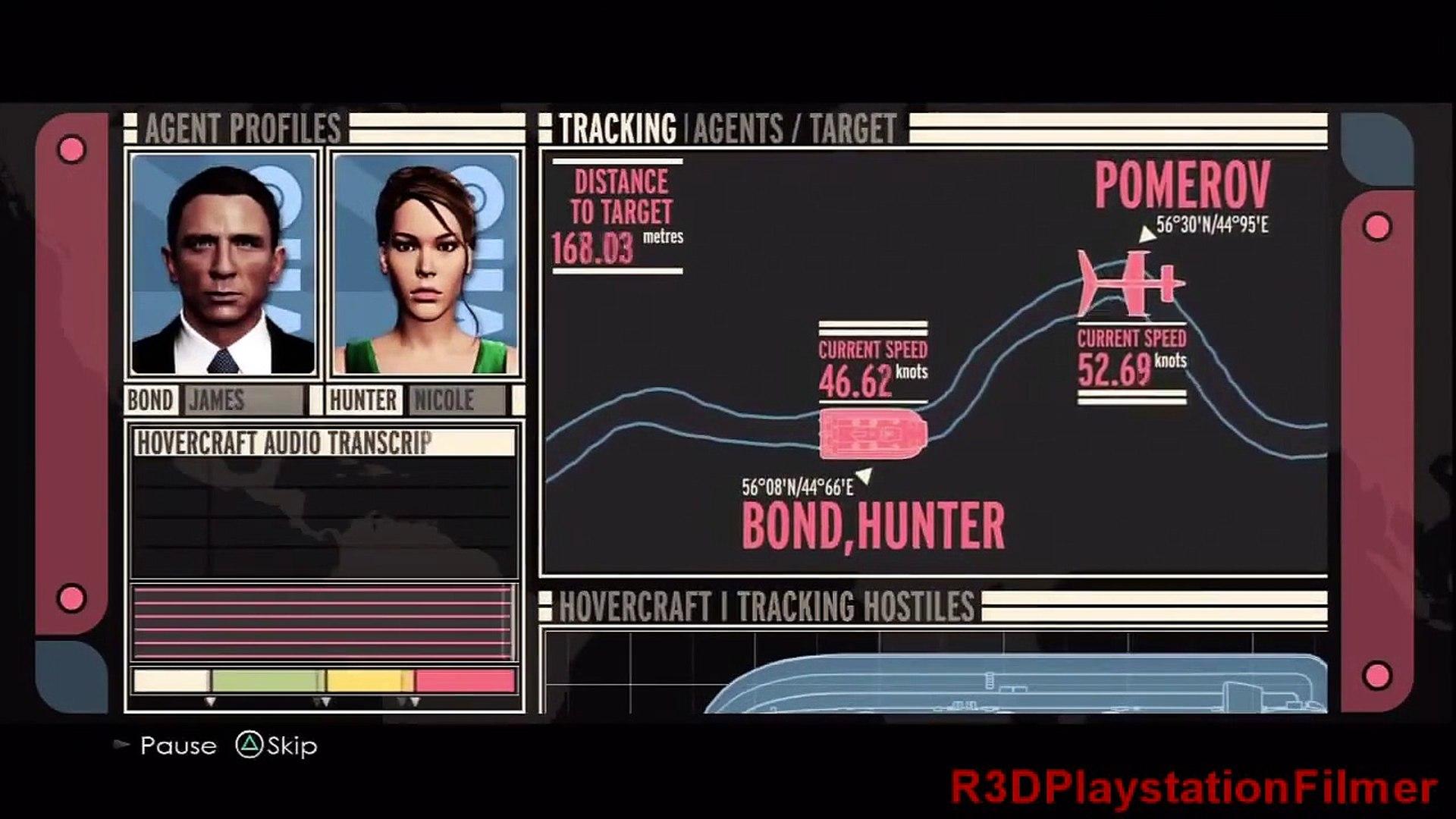 James Bond 007: Blood Stone Walkthrough Part 14