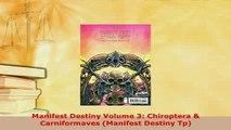 PDF  Manifest Destiny Volume 3 Chiroptera  Carniformaves Manifest Destiny Tp Read Full Ebook
