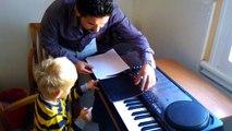 Otizmli çocuklarla bireyselleştirilmiş piyano öğretim yöntemi - Müzik ve Otizm - Doruk Külahlı