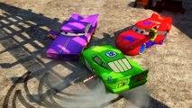 Spiderman vs Hulk Kids Songs ♪ Rock-A-Bye Baby ♪ Ramone Epic McQueen [HD]