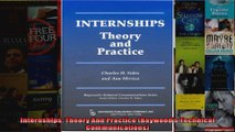 Internships Theory And Practice Baywoods Technical Communications