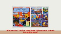 Download  Simpsons Comics Madness Simpsons Comic Compilations PDF Full Ebook