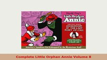 PDF  Complete Little Orphan Annie Volume 8 Download Full Ebook