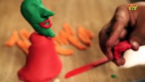 Play Doh Witch ,  Halloween Witch