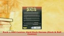 Download  Rock n Roll Comics Hard Rock Heroes Rock  Roll Comics Download Online