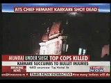 Anti Terror Squad head killed in Mumbai Terror Attack Hemant Karkare
