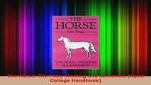 Download  The Horse The Foot Shoeing and Lameness Open College Handbook PDF Online
