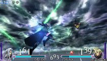 FF7 Sephiroth vs Cloud lvl 10