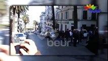 Le passage de Chakib Khelil à Alger-Centre provoque l'ire des passants