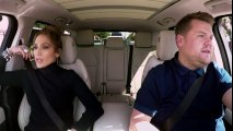 Jennifer Lopez Carpool Karaoke on The Late Late Show with James Corden