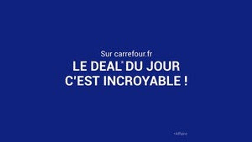 Le Deal du Jour, c'est incroyable ! Le Crazy Deal... encore plus !