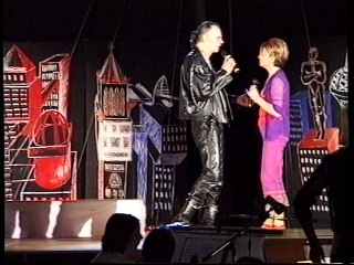 Besoin d'amour (Johnny Rockfort, Cristal) - Michel Berger et Luc Plamondon (juin 2000)