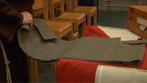 EXCLUSIF : Nous avons retrouvé le manteau de Saint François d'Assise