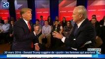 Donald Trump, roi des sorties sexistes et misogynes