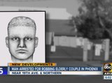 Man arrested for robbing elderly couple in Phoenix