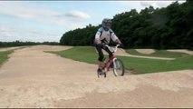 BMX Remi Henri à olivet bicross
