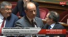 Réforme pénale et lutte contre le terrorisme - Les matins du Sénat (31/03/2016)