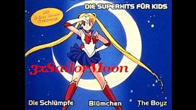 [CD vol. 1] Sailor Moon~20. Sailor Moon - Can't Stop Loving You