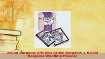 PDF  Bridal Bargains Gift Set Bridal Bargains  Bridal Bargains Wedding Planner Read Online