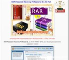 RAR Password Remover 2017 With Key.