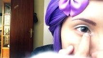 Soft eye tutorial - maquillaje suave para ojos - ソフトメイクアップ