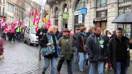 Manif anti loi El Khomri : les Bergeracois mobilisés