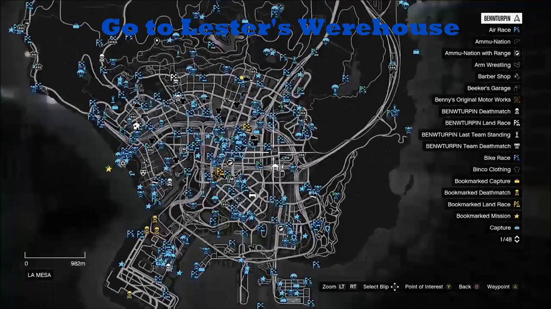 GTA 5 Online Glitch - How To Get Into Lester's Warehouse Online