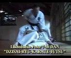 "Karate and iai - jutsu (part-1) ""DZISAI-KARATE"" W.D.K.B.A."
