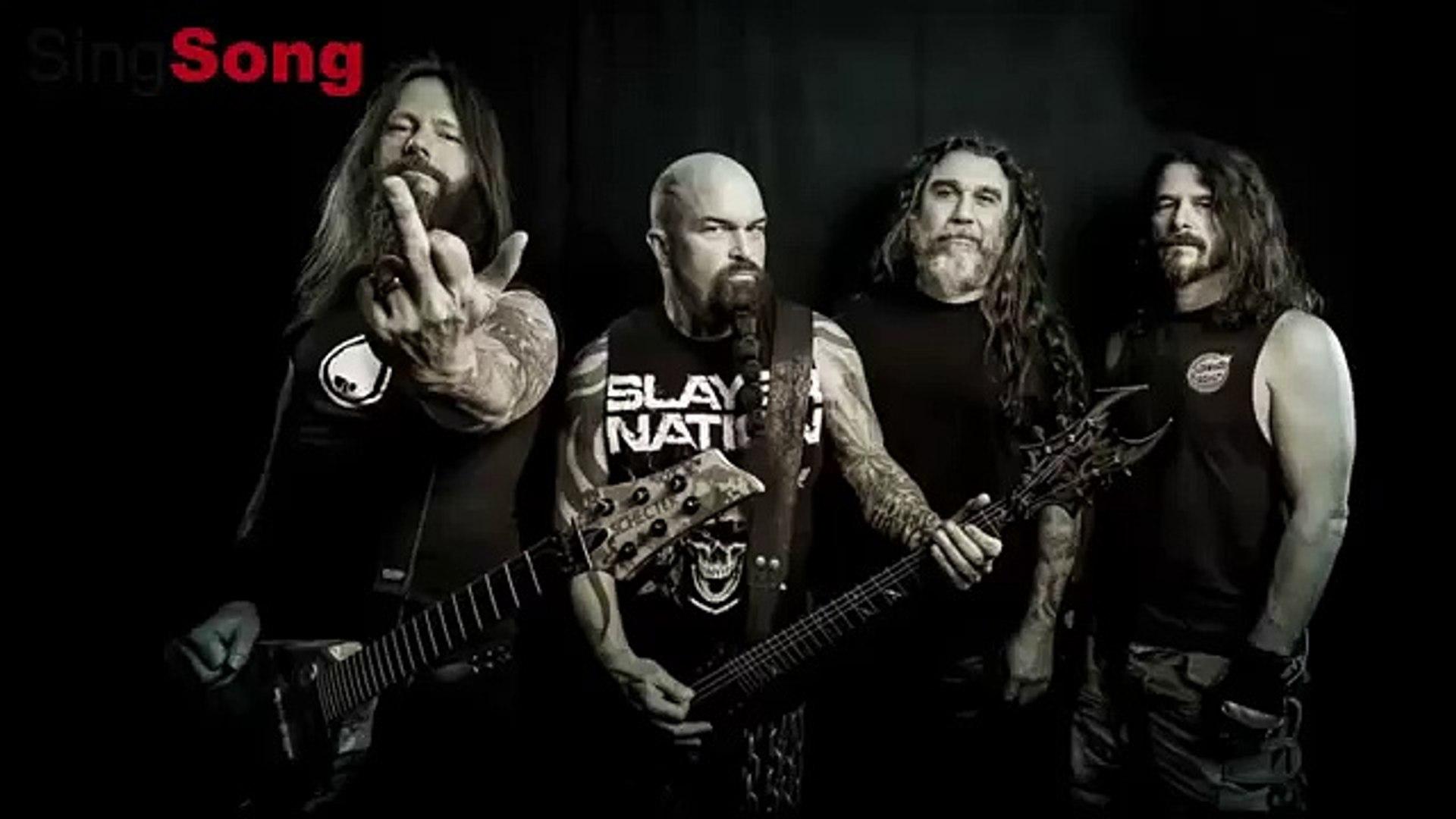 You Againts You - Slayer (Music Lyrics)