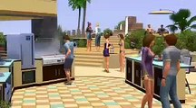 De Sims 3 Buitenleven Nederlandse Trailer/ The Sims 3 Outdoor Living Dutch Trailer