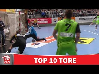 Top 10 Tore der HLA: November