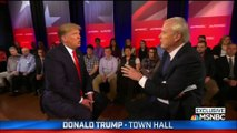 Donald Trump backtracks on abortion comments: 'The women is the victim'