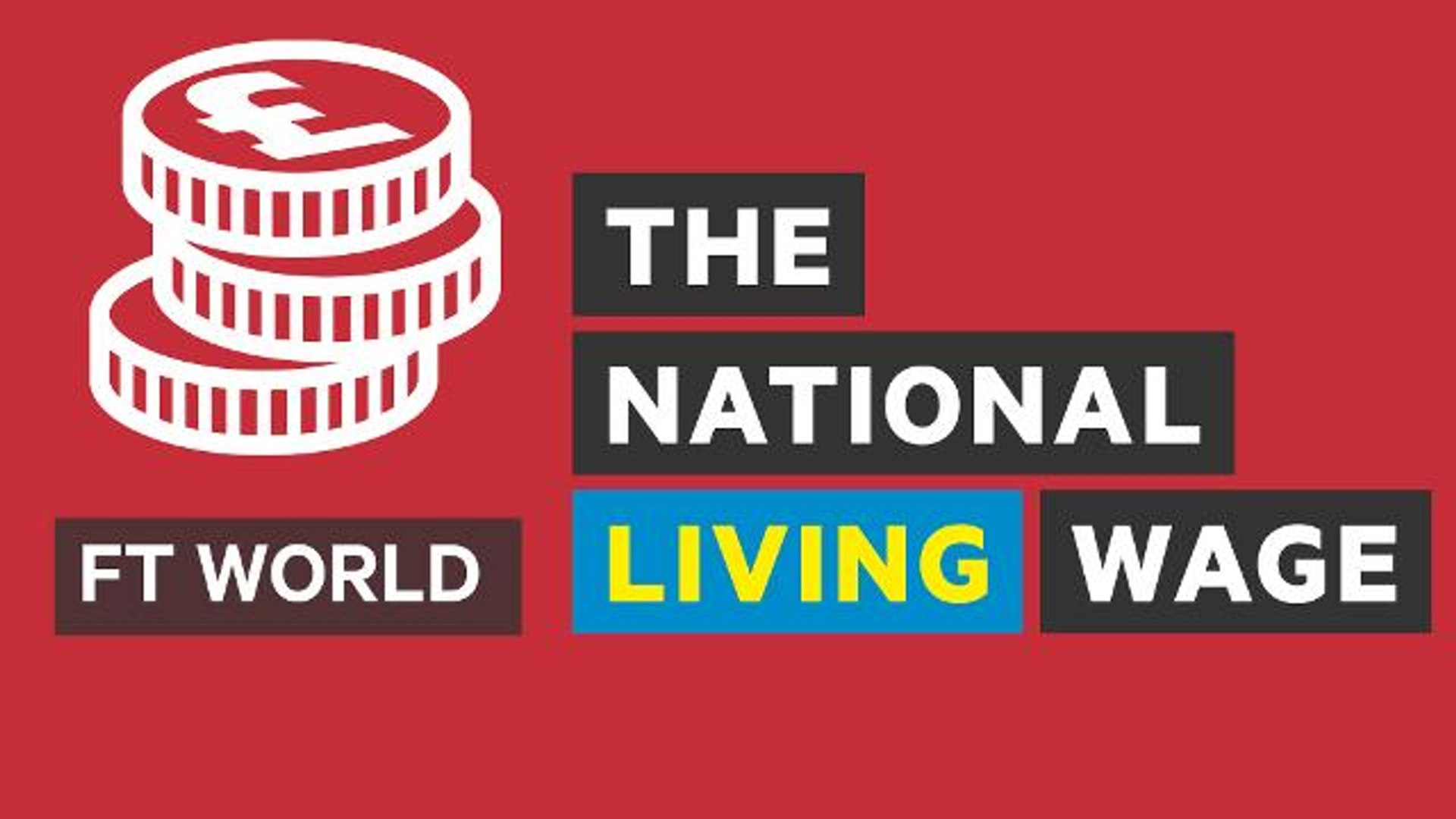 The UK's new living wage explained