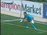 3-0 Ahmed Chagou Penalty Goal Morocco Botola GNF1 - 31.03.2016, Kawkab de Marrakech 3-0 FAR Rabat