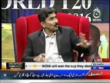 You are founder of Fixing-Javed Miandad badly bashing Sheharyar Khan: On AAJ Tv Talk Show