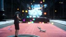 Final Fantasy XV Platinum Demo - Noctis ''I Remember You'' Carbuncle (Unlocked in Final Game) Ending Cutscene