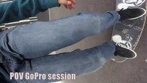 Kypy Skateboards - POV Skate Session #1