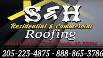 Birmingham AL Commercial/Residential Roofing|Roofer Services