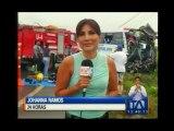 Accidentes de tránsito en Guayaquil dejan dos muertos y casi una decena de heridos
