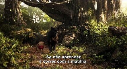 Mogli - O Menino Lobo -Trailer Legendado