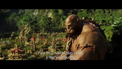 Warcraft - O Primeiro Encontro de Dois Mundos - Trailer