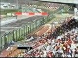 F1 Suzuka 2004 Q2  - Michael Schumacher Pole Lap
