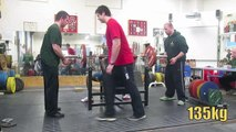 Frederick Annan - BGWLC Inter-Club Powerlifting Competition