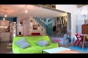 Aménagement intérieur d'une maison de ville à Montreuil - La Maison France 5