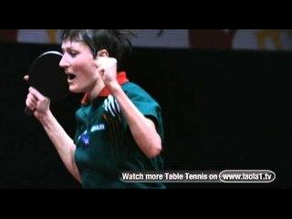 Highlights Table Tennis Europe TOP 12 - Belgium 2011